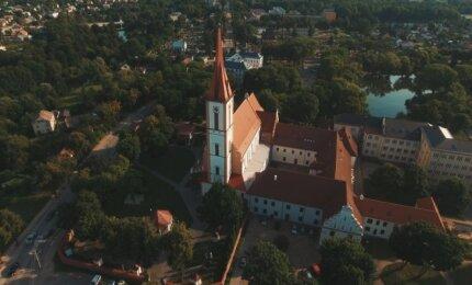 Viešpaties Apreiškimo Švč. Mergelei Marijai bažnyčia Kretingoje