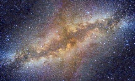 """Pažinkite Paukščių Tako galaktiką, kur """"gyvena"""" Saulės sistema"""