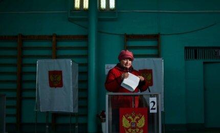 Rusijos prezidento rinkimai
