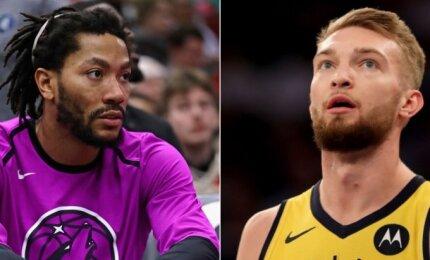 Geriausias NBA atsarginis: žaidėjai pastebi Sabonį, bet serga už buvusį MVP