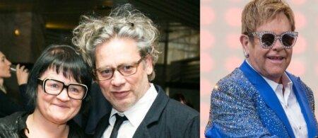 Dexteris Fletcheris rengiasi kurti filmą apie Eltoną Johną