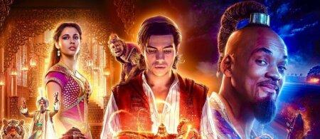 """Filmo """"Aladinas"""" recenzija: kaip kultinis režisierius nusirito iki """"Disney"""" pasakos"""
