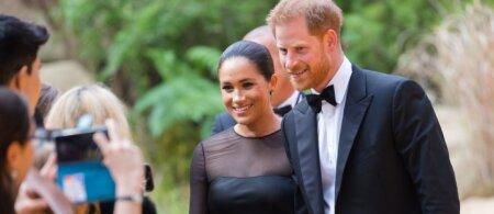 """Princo Harry transformacija iš """"vakarėlių liūto"""" į mylintį tėvą buvo itin svarbi monarchijos ateičiai"""