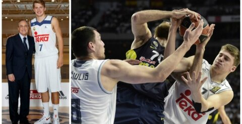 S. Curry ir M. Jordano lydinys: Ispanija glemžiasi Europos krepšinio supertalentą