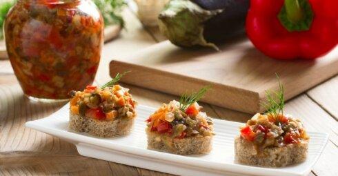 Užtepėlės vieno kąsnio sumuštinukams, kurios visuomet sulaukia didelio pasisekimo