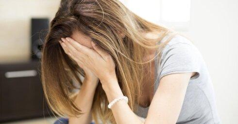 Kaip nepasiduoti depresijai, jeigu dažnai jaučiate nerimą ir liūdesį