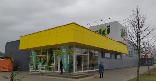 """Tauragėje atidaryta atnaujinta """"Iki"""" parduotuvė"""