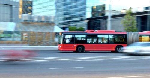 Sostinėje dar kartą keičiami viešojo transporto tvarkaraščiai