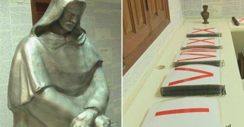Netikėtai dingęs vyras privertė spėlioti visą šeimą: paliko kambarį su mįslėmis ant sienų ir brangia statula