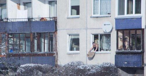Renovuoti bemaž šešios dešimtys daugiabučių užkrečia ir kaimynus