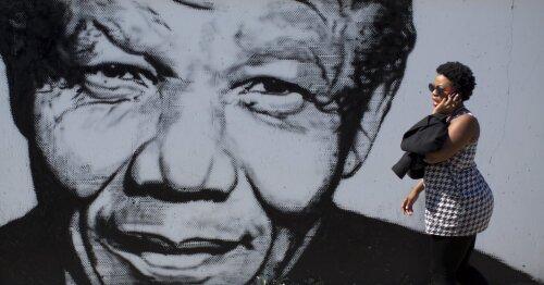 Nelsono Mandelos pėdomis sekantis proanūkis: pasaulis taip ir nepasimokė iš istorijos klaidų