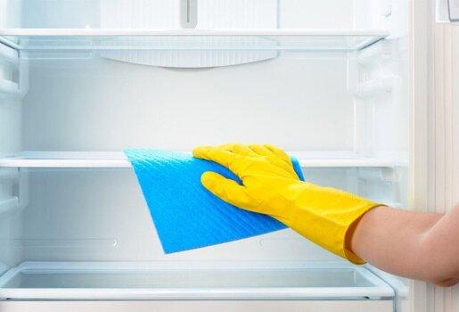 Šaldytuvo higiena: kaip išlaikyti produktus šviežesnius ir kovoti su nemaloniu kvapu?