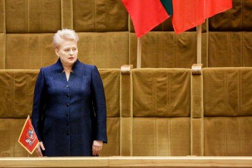 Darbą pradėjo naujas Seimas