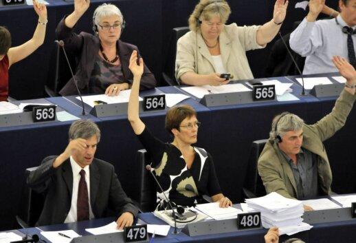 Detali Europos Parlamento struktūra ir jo atliekamos funkcijos