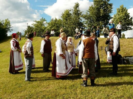 Midsummer in Jonava