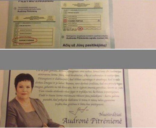 """Švietimo ministrės A. Pitrėnienės """"ačių"""" juokina feisbuką"""