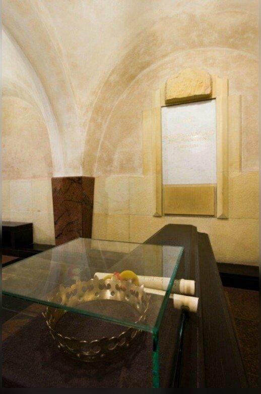 Vilniaus katedros požemių įdomybės