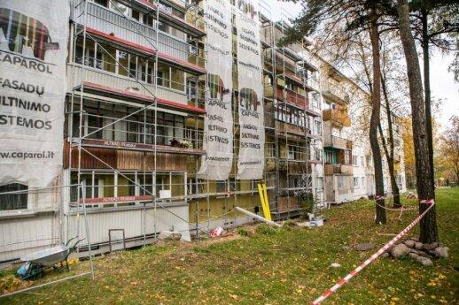 Manoma, kad šildymo kainų augimą mažiausiai pajustų renovuotų namų gyventojai