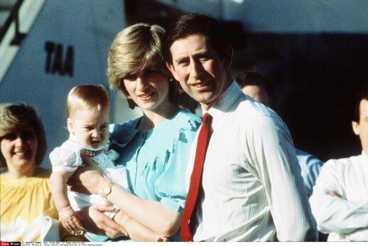 Princas Charles ir Diana