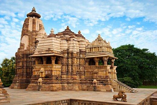 Sekso šventyklos Indijoje: orgijos, grupinis ir gyvuliškas seksas buvo įprastas kaip karas ar malda