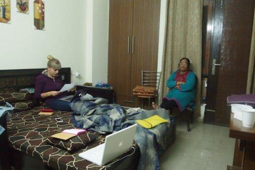 Merginos iš Lietuvos nepasibijojo apkeliauti Indiją - ir tai tik pradžia!
