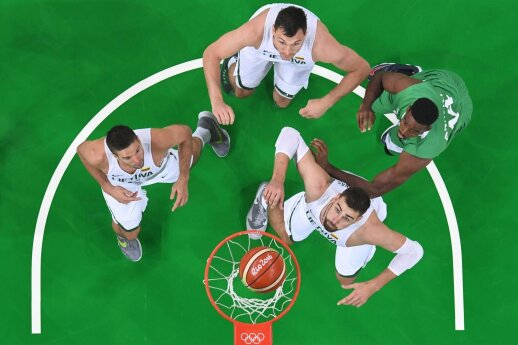 Lithuania at Rio Olympics: Day 4