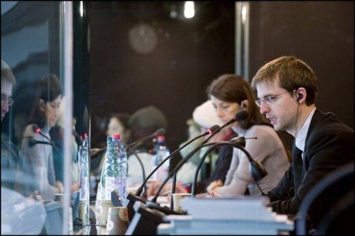 Vertėjai Europos Parlamente
