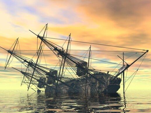 """Nukentėję nuo piratų autoriai pasakoja kaip tai atsitiko: prisidėjo ir """"Linkomanija"""""""