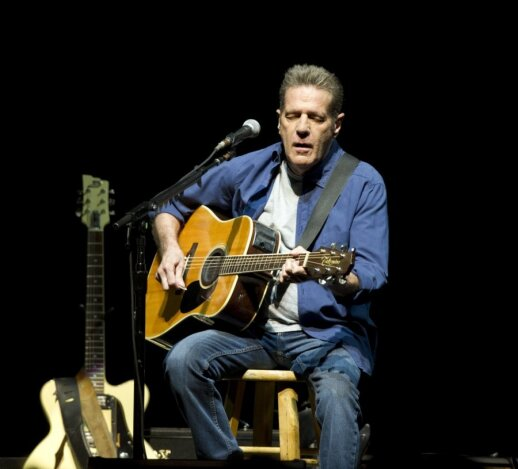 """The Eagles"" Glenn Frey"