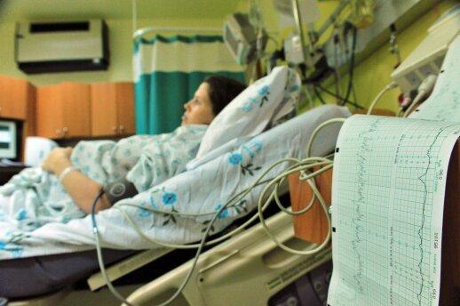 Gimdymas ligoninėje