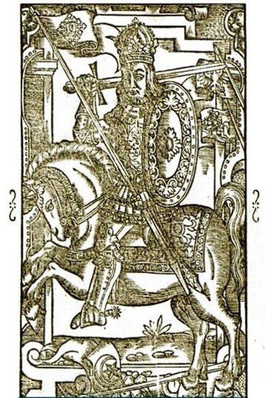 King Mindaugas