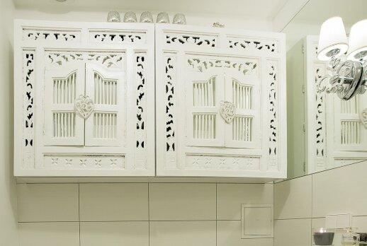 Kūrybiškai įgyvendintos vizijos 56 kv.m bute Vilniuje