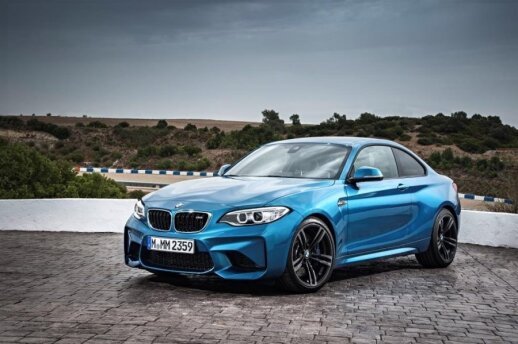 """BMW M2 Coupe"""