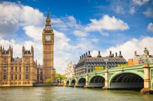 Londonas, Jungtinė Karalystė