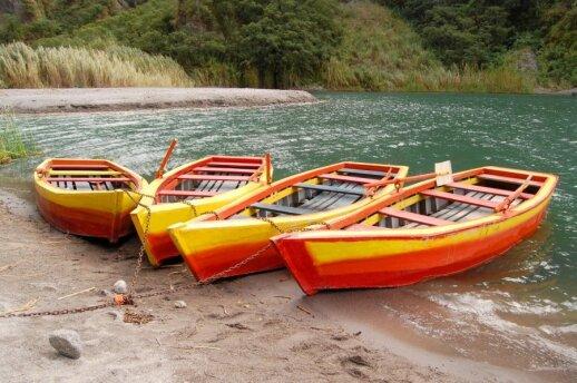 Pinatubas, Filipinai