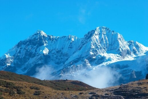 Kančendžanga, Himalajai, kalnai