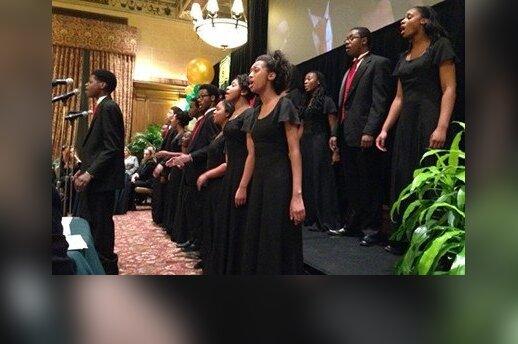 The Mosaic Choir. Photo: S3
