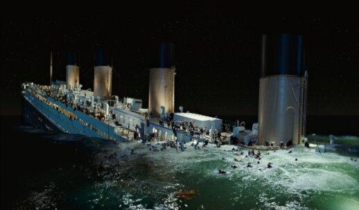 """Titanikas"" (""Titanic"")"
