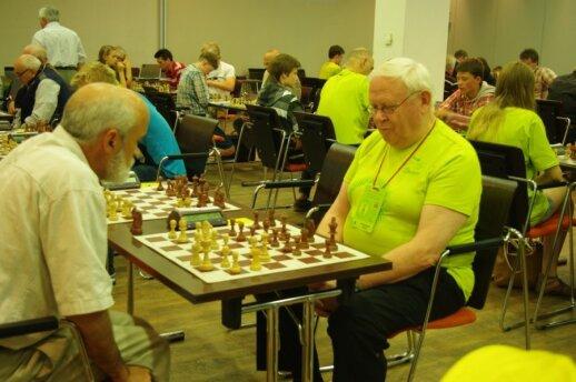 Pasaulio lietuvių sporto žaidynių šachmatų varžybos