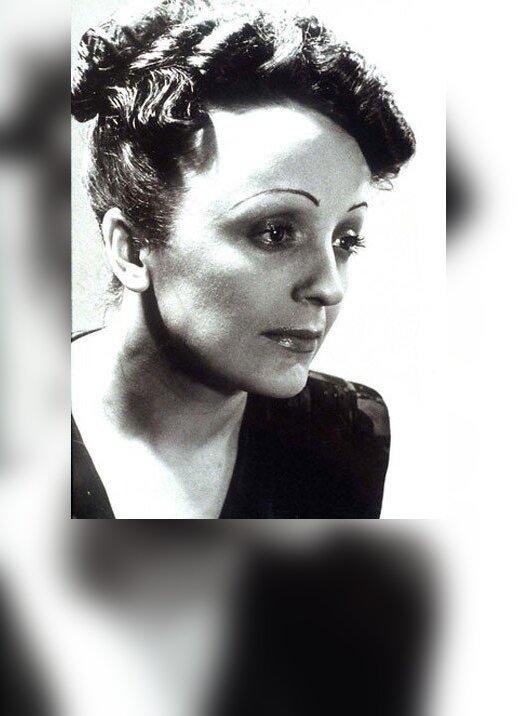Edita Piaf.