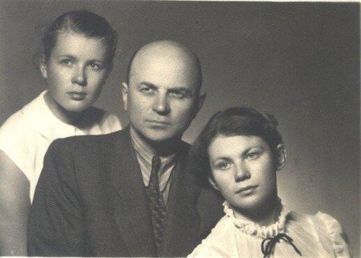 Violeta, Juozas, Rita