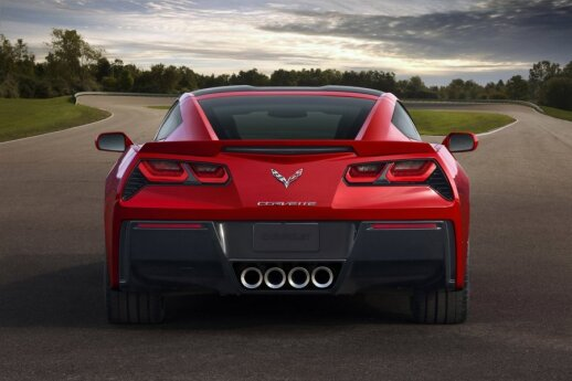 """Chevrolet Corvette Stingray"""
