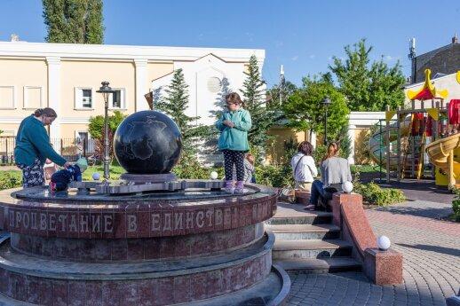 Rusijos praeities reinkarnacija: ekspansijos metas tik ką prasidėjo