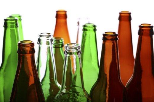 Stiklinė tara