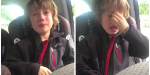 Vaiko ašaros