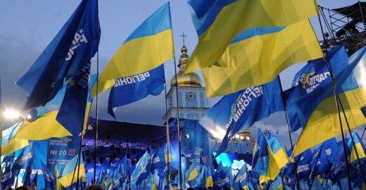 Dėl narystės ES Ukraina rizikuoja santykiais su Rusija