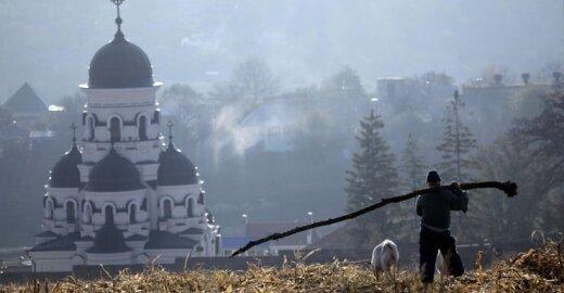 Moldova - skurdžiausia šalis Europos žemyne