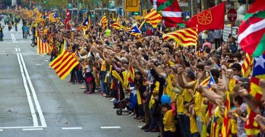 Katalonijos nepriklausomybės siekis susidūrė su dar viena kliūtimi