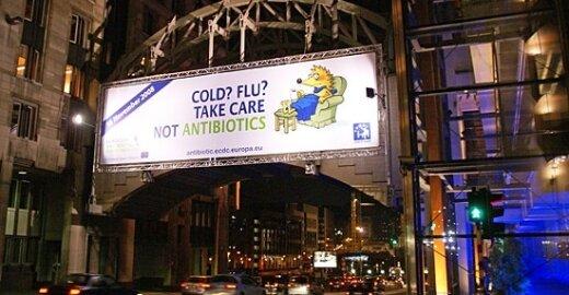 Mažai žinome apie antibiotikus, bet vis tiek juos vartojame