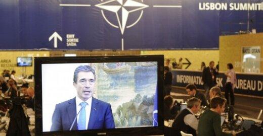 Ar NATO turėtų būti perleistas Europai?